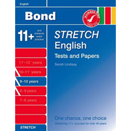 Bond Stretch English Tests and Papers 9-10 Years (BOK)
