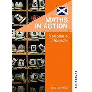 Maths in Action National 4 Lifeskills (BOK)