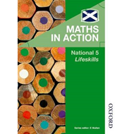 Maths in Action National 5 Lifeskills (BOK)