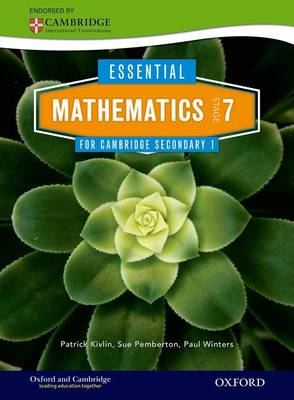 Essential Mathematics for Cambridge Lower Secondary Stage 7 (BOK)