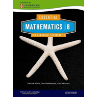 Essential Mathematics for Cambridge Lower Secondary Stage 8 (BOK)