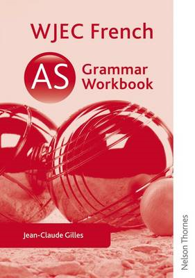 WJEC AS French Grammar Workbook (BOK)