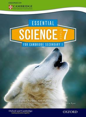 Essential Science for Cambridge Secondary 1 Stage 7 (BOK)