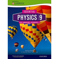 Essential Physics for Cambridge Secondary 1 Stage 9 (BOK)