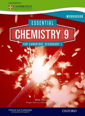 Essential Chemistry for Cambridge Secondary 1 Stage 9 Workbook (BOK)