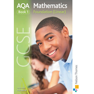 AQA GCSE Mathematics Foundation (Linear) Book 1 (BOK)
