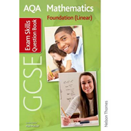 AQA GCSE Mathematics Foundation (Linear) Exam Skills Questio (BOK)
