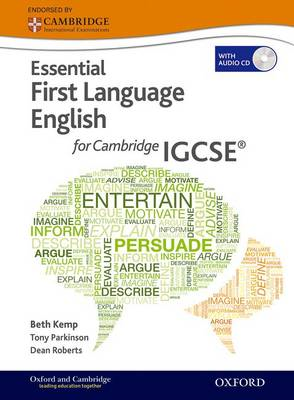 Essential First Language English for Cambridge IGCSE (BOK)