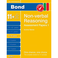 Bond Assessment Papers Non-Verbal Reasoning 9-10 Yrs Book 1 (BOK)