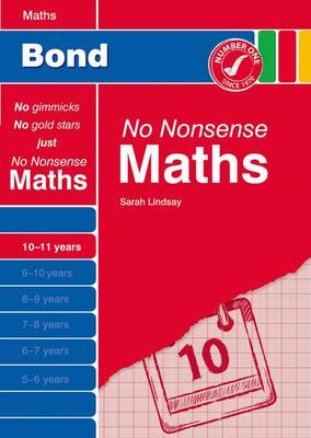 Bond No Nonsense Maths 10-11 Years