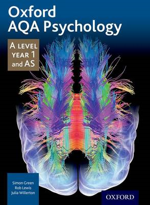 Oxford AQA Psychology A Level: Year 1 and AS (BOK)