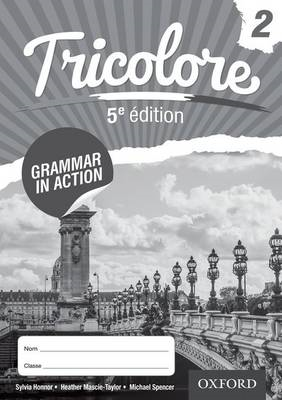 Tricolore 5e edition Grammar in Action Workbook 2 (8 pack) (BOK)