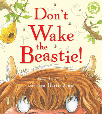 Don't Wake the Beastie! (BOK)