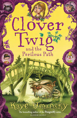 Clover Twig and the Perilous Path (BOK)