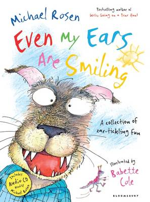 Even My Ears are Smiling (BOK)