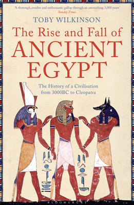 Rise and Fall of Ancient Egypt (BOK)