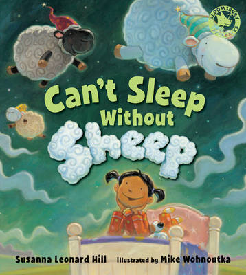 Can't Sleep without Sheep (BOK)
