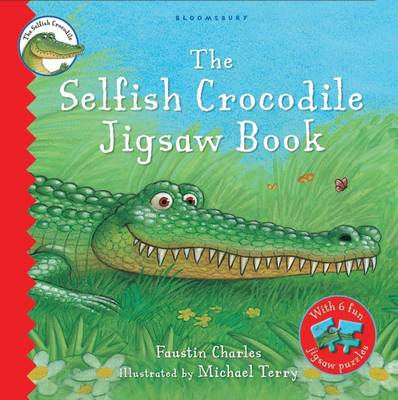 The Selfish Crocodile Jigsaw Book (BOK)