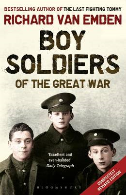 Boy Soldiers of the Great War (BOK)