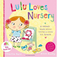 Lulu Loves Nursery (BOK)