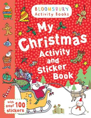 My Christmas Activity and Sticker Book (BOK)