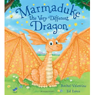 Marmaduke the Very Different Dragon (BOK)