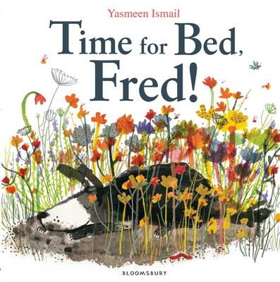 Time for Bed, Fred! (BOK)