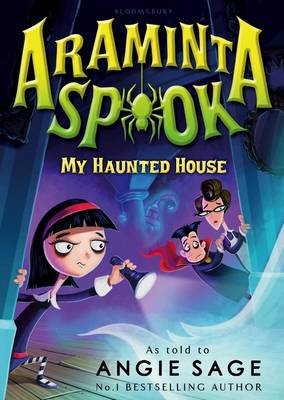 Araminta Spook: My Haunted House (BOK)