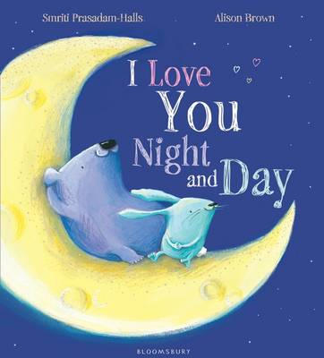 I Love You Night and Day (BOK)