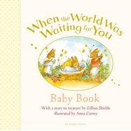 When the World Was Waiting for You Baby Book (BOK)