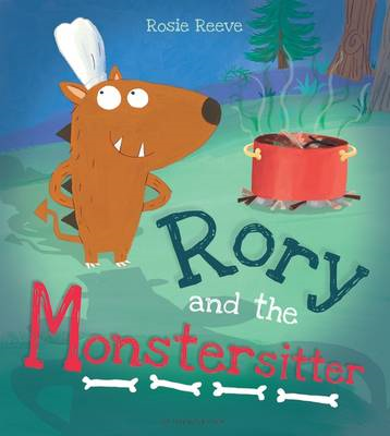 Rory and the Monstersitter (BOK)