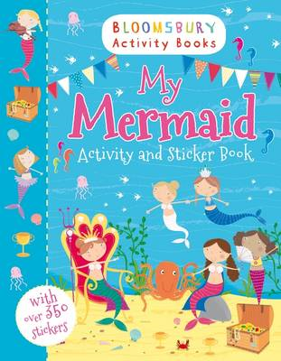 My Mermaid Activity and Sticker Book (BOK)