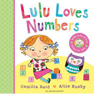 Lulu Loves Numbers (BOK)