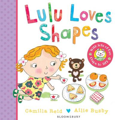 Lulu Loves Shapes (BOK)