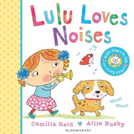 Lulu Loves Noises (BOK)