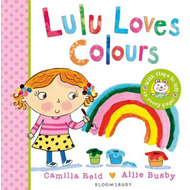 Lulu Loves Colours (BOK)