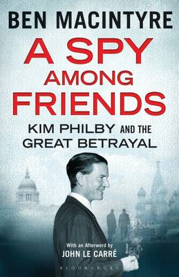 Spy Among Friends (BOK)