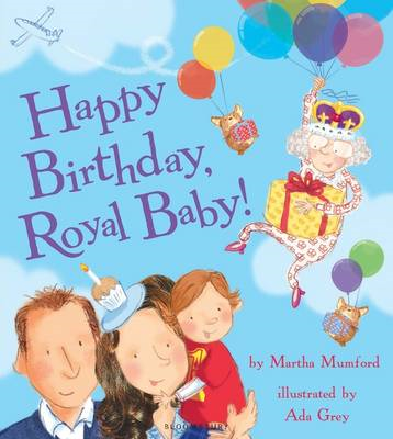 Happy Birthday, Royal Baby! (BOK)