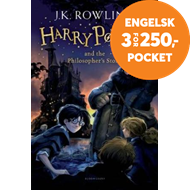 Produktbilde for Harry Potter and the Philosopher's Stone (BOK)
