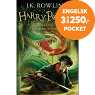 Produktbilde for Harry Potter and the Chamber of Secrets (BOK)