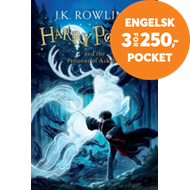 Produktbilde for Harry Potter and the Prisoner of Azkaban (BOK)