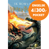 Produktbilde for Harry Potter and the Goblet of Fire (BOK)