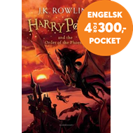 Produktbilde for Harry Potter and the Order of the Phoenix (BOK)