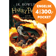 Produktbilde for Harry Potter and the Half-Blood Prince (BOK)