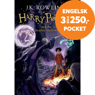Produktbilde for Harry Potter and the Deathly Hallows (BOK)