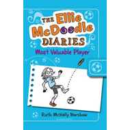 Ellie McDoodle Diaries: Most Valuable Player (BOK)