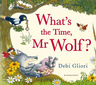 What's the Time, Mr Wolf? (BOK)