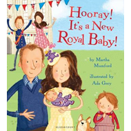 Hooray! It's a New Royal Baby! (BOK)
