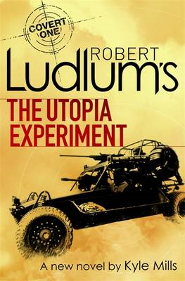 Robert Ludlum's The Utopia Experiment (BOK)