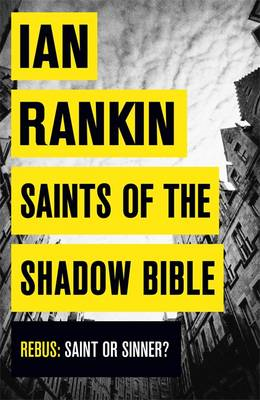 Saints of the Shadow Bible (BOK)